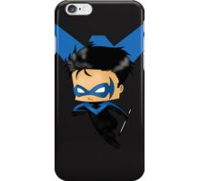 Chibi Nightwing iPhone Case/Skin