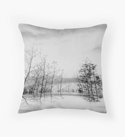 Sparse ! Throw Pillow