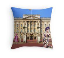 Really Queen Throw Pillow