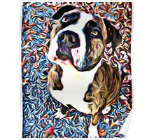Pit Bull Rescue Beauty (2) Poster
