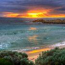 Sunrise at Boat Harbour by BigAndRed