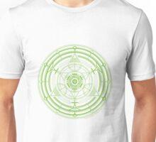 Circular Bloom Unisex T-Shirt