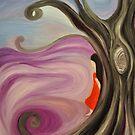 Purple Mountain Majesty by budrfli