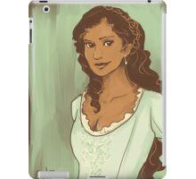 Gwen in Green iPad Case/Skin