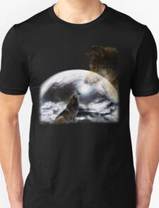 Howl at the Moon Unisex T-Shirt