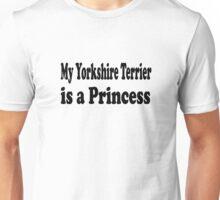 Yorkie Unisex T-Shirt