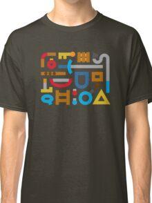 80s Cache Series - Nintendo The Legend of Zelda Vintage Minimalist Line Art, Link Classic T-Shirt