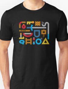80s Cache Series - Nintendo The Legend of Zelda Vintage Minimalist Line Art, Link Unisex T-Shirt
