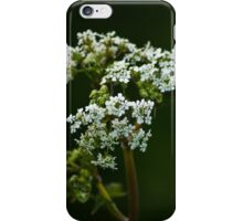 Green Floral Beauty iPhone Case/Skin