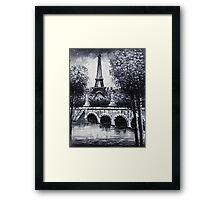 Paris Framed Print