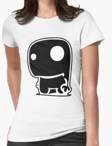 drawing comic Womens Fitted T-Shirt