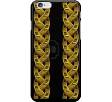 Gold Chains iPhone Case/Skin