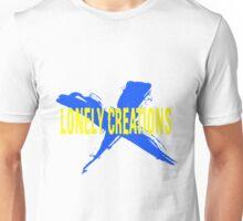 LC BLUE X YELLOW Unisex T-Shirt