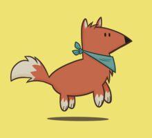 Fox Hop Baby Tee