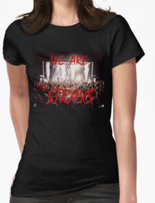 The Strays Womens Fitted T-Shirt