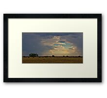 Nowhere? Framed Print