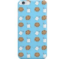 Milk & Cookies iPhone Case/Skin