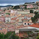 Portoferraio by Christine Oakley