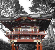 Pagoda by Cole Palmer