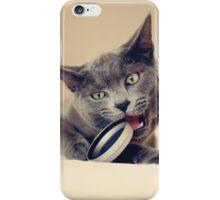 Russian Blue iPhone Case/Skin