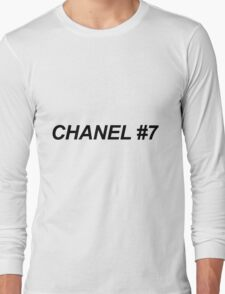 Chanel #7 Long Sleeve T-Shirt