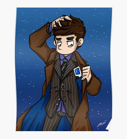 Doctor Who - Tenth Doctor  Poster