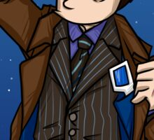 Doctor Who - Tenth Doctor  Sticker
