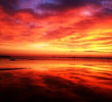 Fire Sky by SunGlowSky