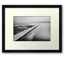 Merewether Wall Framed Print
