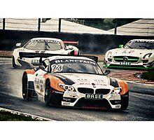 BMW Z4 GT3 Photographic Print
