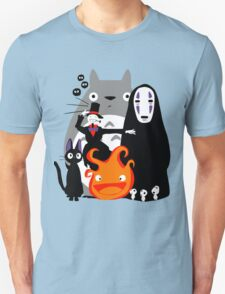 Ghibli'd Away T-Shirt