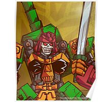 Bludgeon (Transformers) Poster