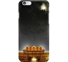Hutto Hippo Stadium iPhone Case/Skin