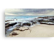 Burns Beach Canvas Print