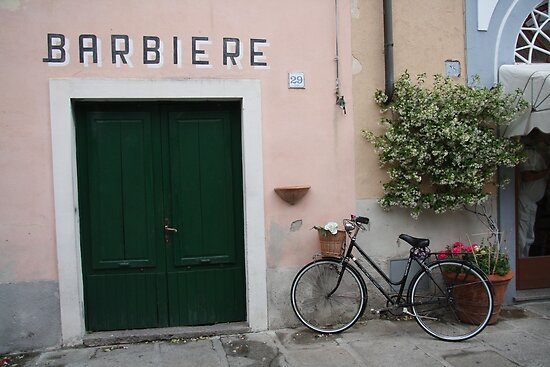 Barbiere by Christine Oakley