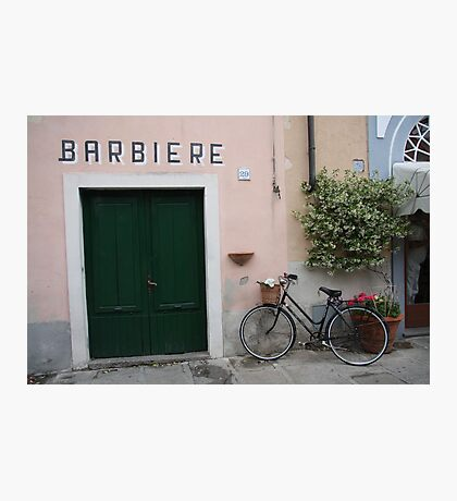 Barbiere Photographic Print