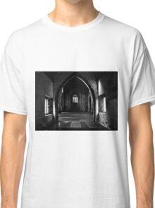 Gothic Hall  Classic T-Shirt