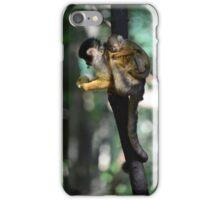 Squirrel Monkeys iPhone Case/Skin