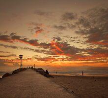 City Beach by Sue-ann Tilby Photography