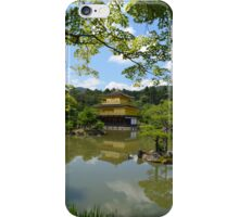 Temple of the Golden Pavilion iPhone Case/Skin