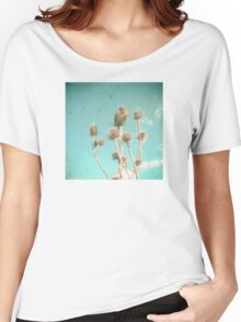 Distant Women's Relaxed Fit T-Shirt
