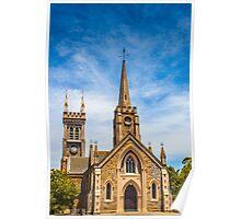 Church at Strathalbyn, SA Poster