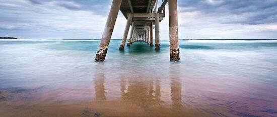 Beneath the sand by obskura