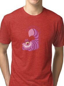 Curiouser and Curiouser!  Tri-blend T-Shirt