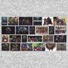 Avengers Many by ayn08gzu