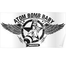 Atom Bomb Baby Poster