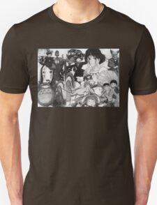Studio Ghibli montage T-Shirt