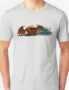 Balrog and Watcher in the Water T-Shirt