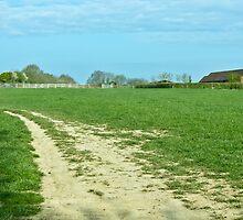Downslink Farmstead by William Cockram