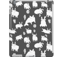 Weebeasts (white) iPad Case/Skin